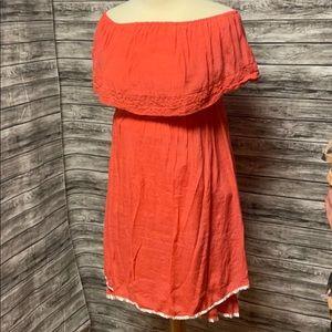 Flying tomato dress